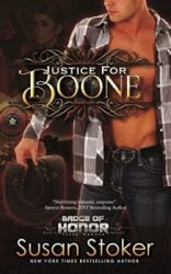 Justice for Boone: Badge of Honor