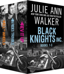 Black Knights Inc. Books 1-3
