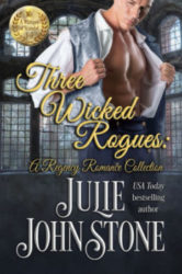 Three Wicked Rogues: A Regency Romance Collection