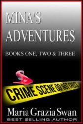 Mina's Adventures: Books One, Two & Three
