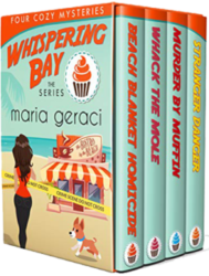 Whispering Bay Cozy Mysteries Box Set