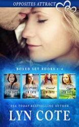 Opposites Attract: Boxed Set Books 1-4